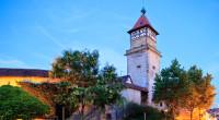 Hochwachtturm und Historische Stadtmauer