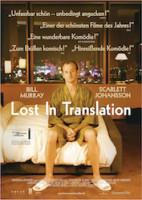 Plakat Film Lost in Translation